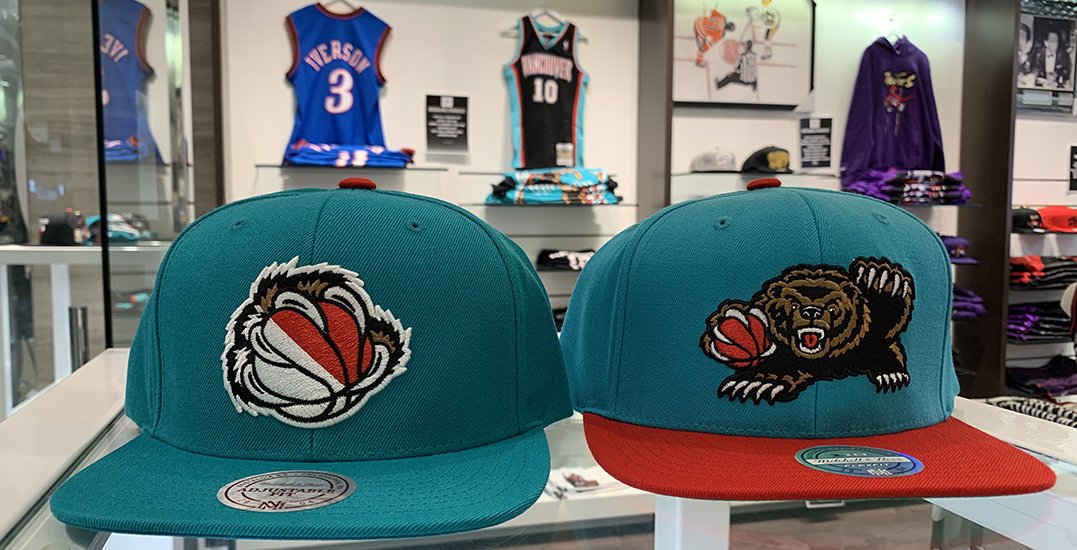 Rep Your Colours working towards one of Canada's largest selection of Vancouver Grizzlies products