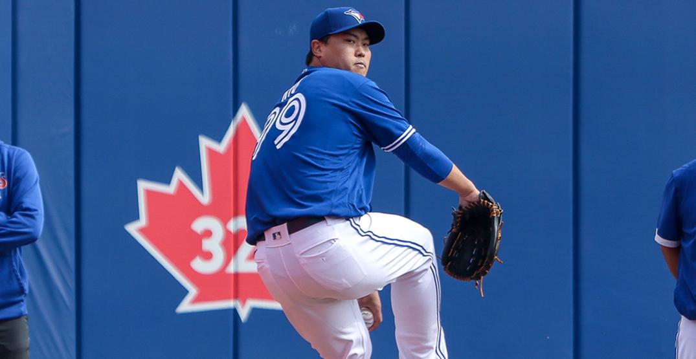 Blue Jays' Hyun-Jin Ryu makes MLB Network's top 10 starting pitchers list