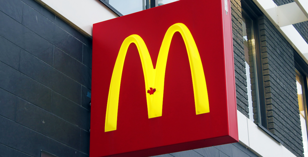 Toronto area McDonald's employees test positive for COVID-19