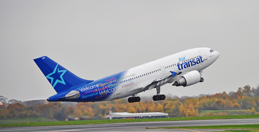 Air Transat expecting to resume flights by mid-June