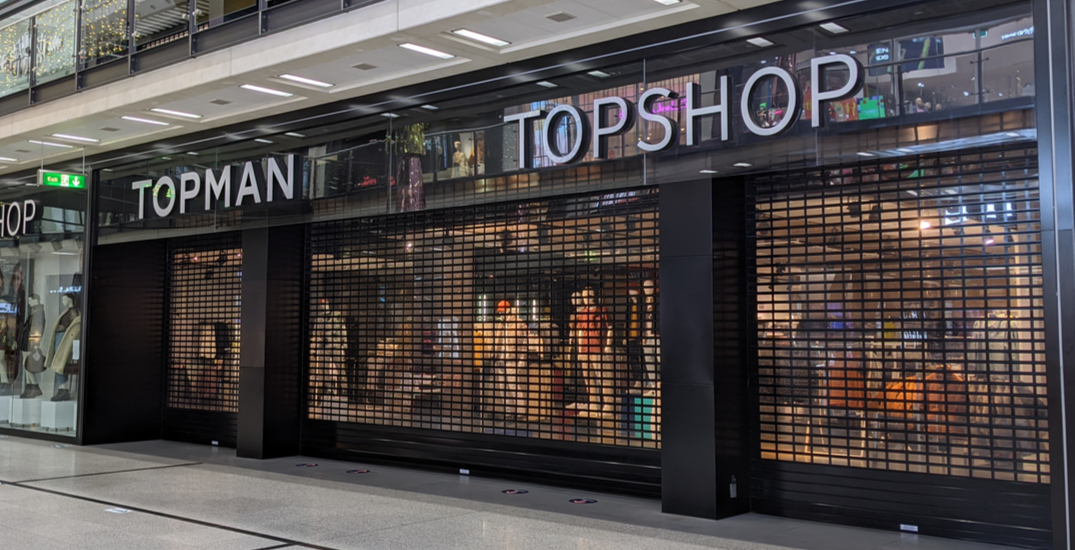 ASOS buys Topshop, Topman from collapsed parent company