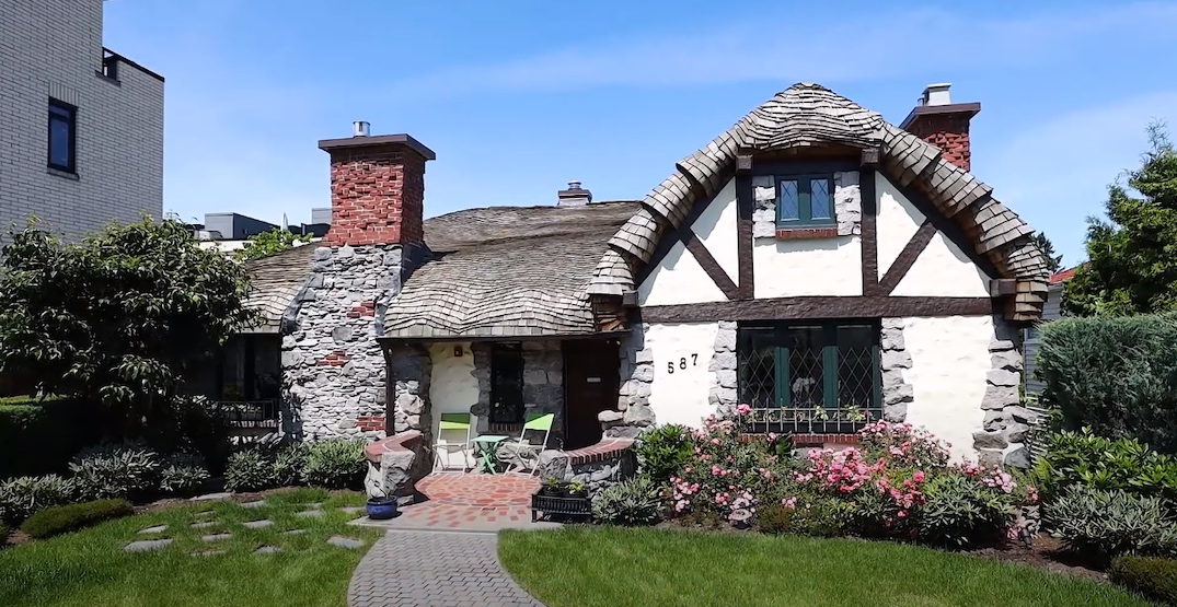 A look inside: Vancouver's Hobbit House is now available to rent (PHOTOS)