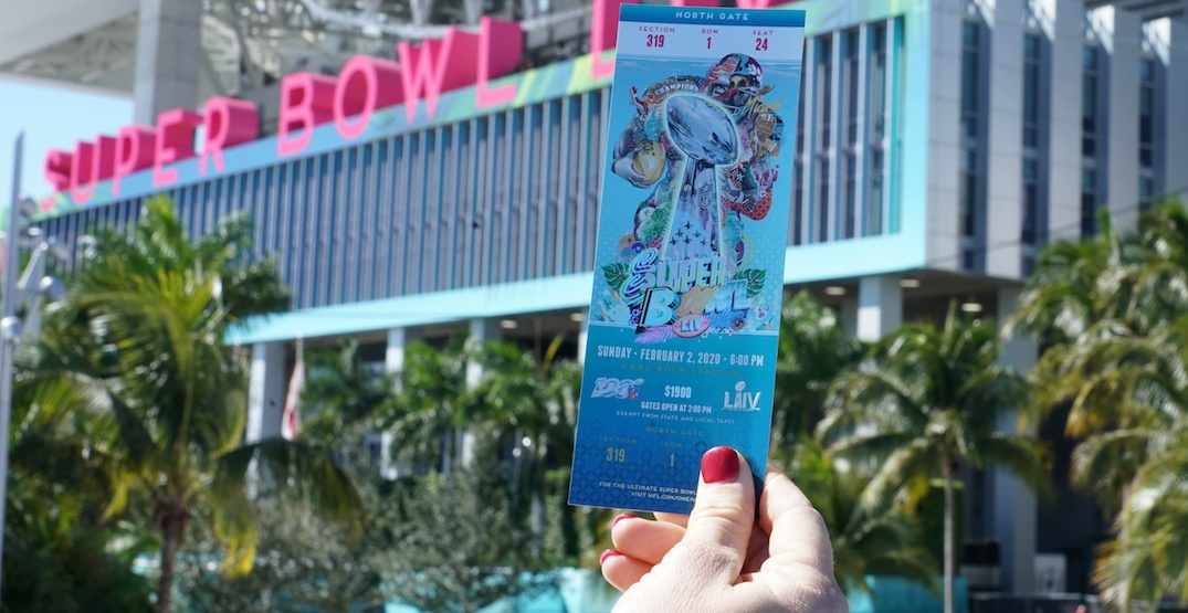 Super Bowl ticket prices are skyrocketing, even by Super Bowl standards