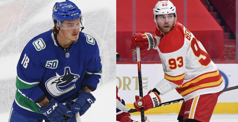 A Virtanen-Bennett trade would make sense for Canucks