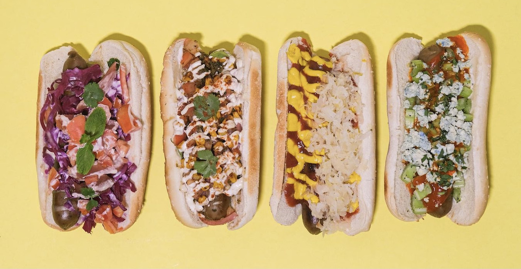 Wurst of Us serving up vegan hot dogs in Vancouver