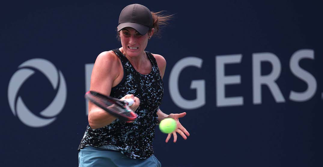 Comeback complete: Canada's Rebecca Marino ready for first Grand Slam in eight years