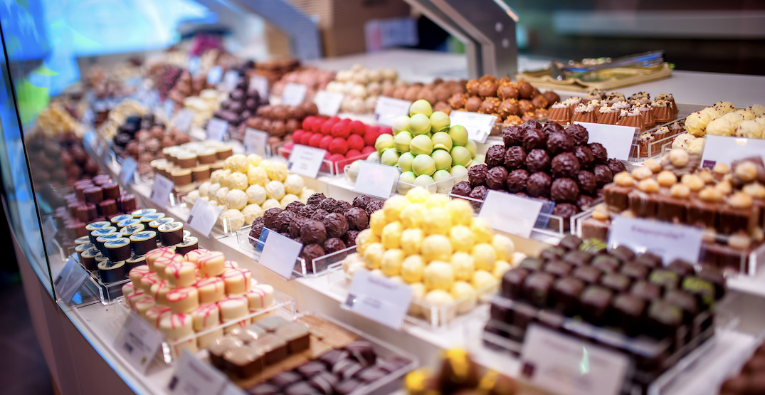 Best chocolate shops in Calgary