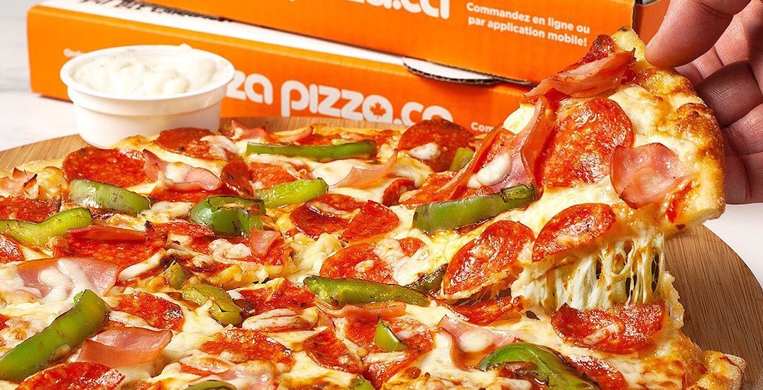 Pizza Pizza is offering 50% off for one day only