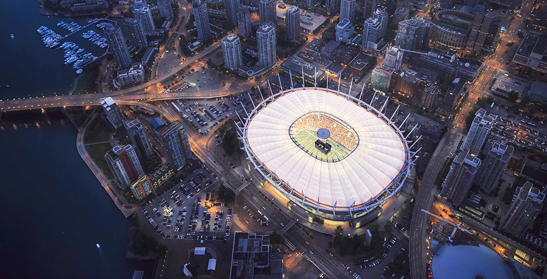 BC Place to light up with special display for Black History Month tonight