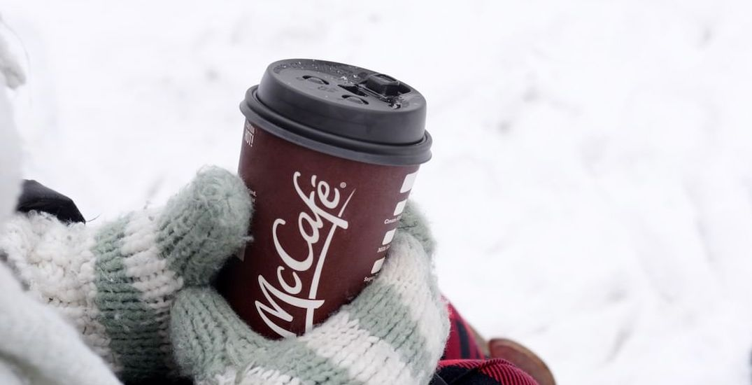 McDonald's Canada $1 coffee deal is back this month