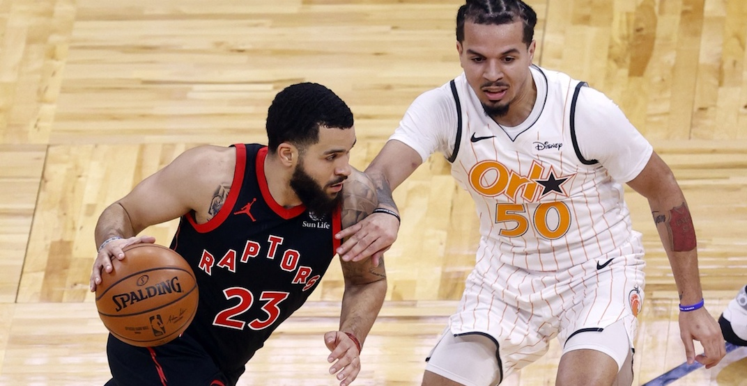 Fred VanVleet sets new Raptors record for most points scored in one game