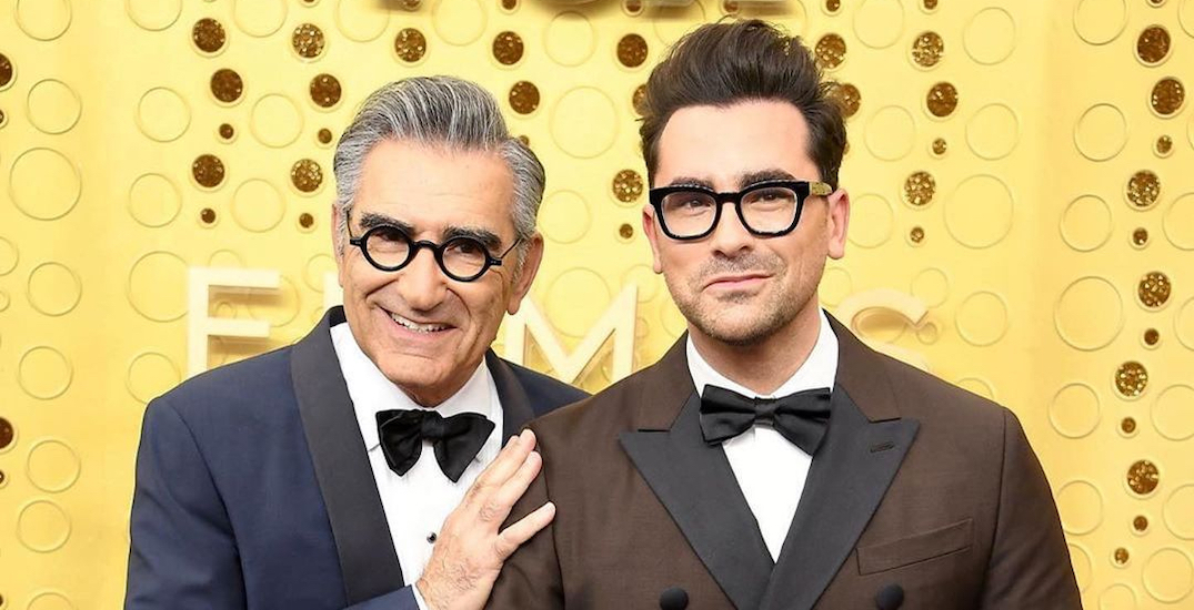 Eugene and Dan Levy nominated for two Golden Globes