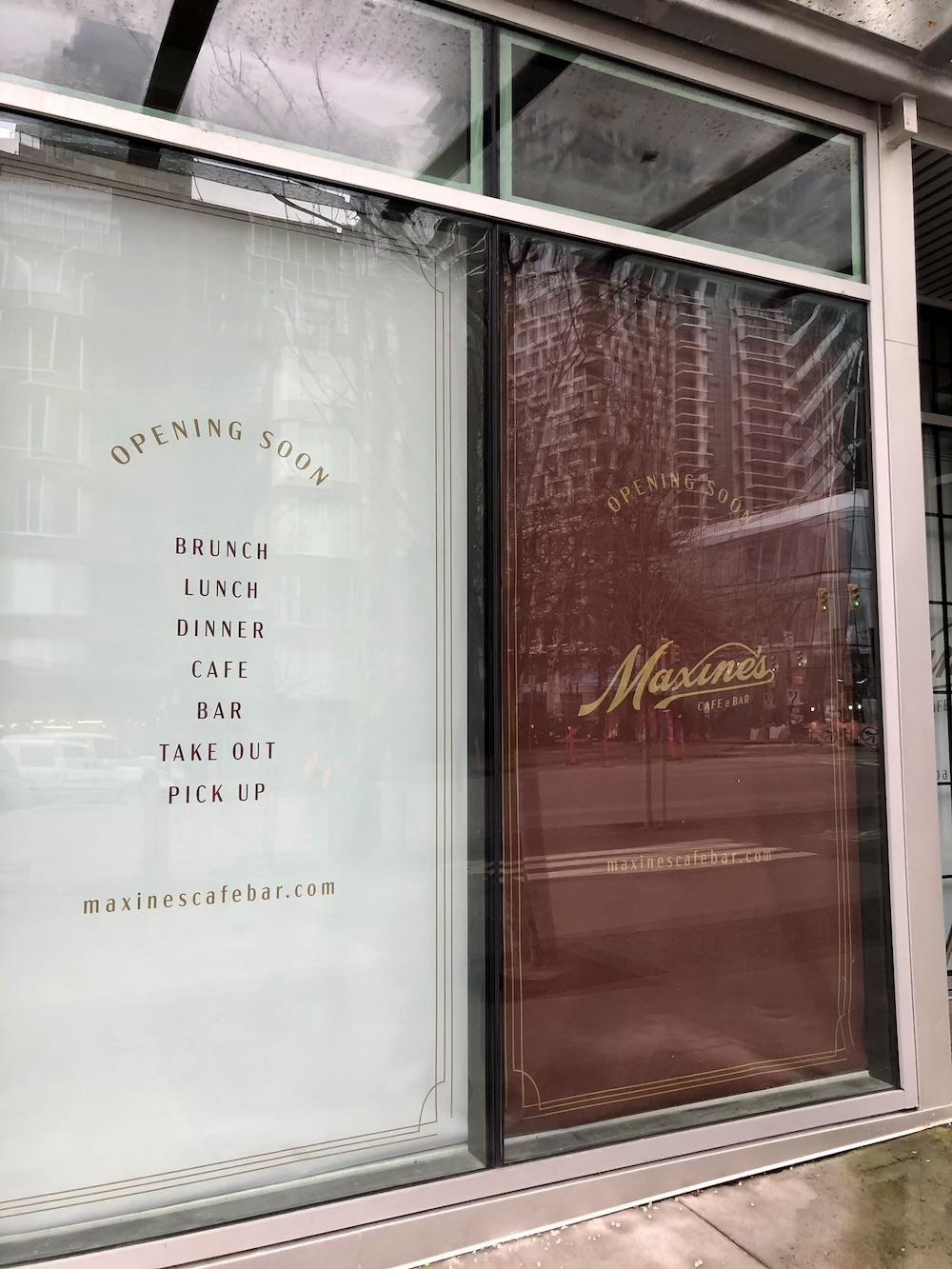 Maxine's Cafe & Bar