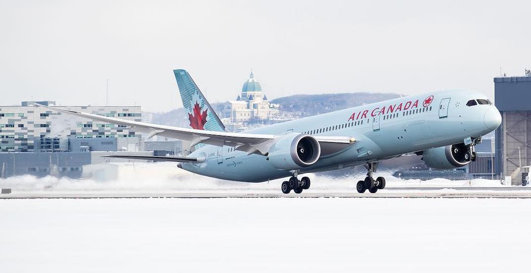 Eight Montreal flights exposed to COVID-19 over past week