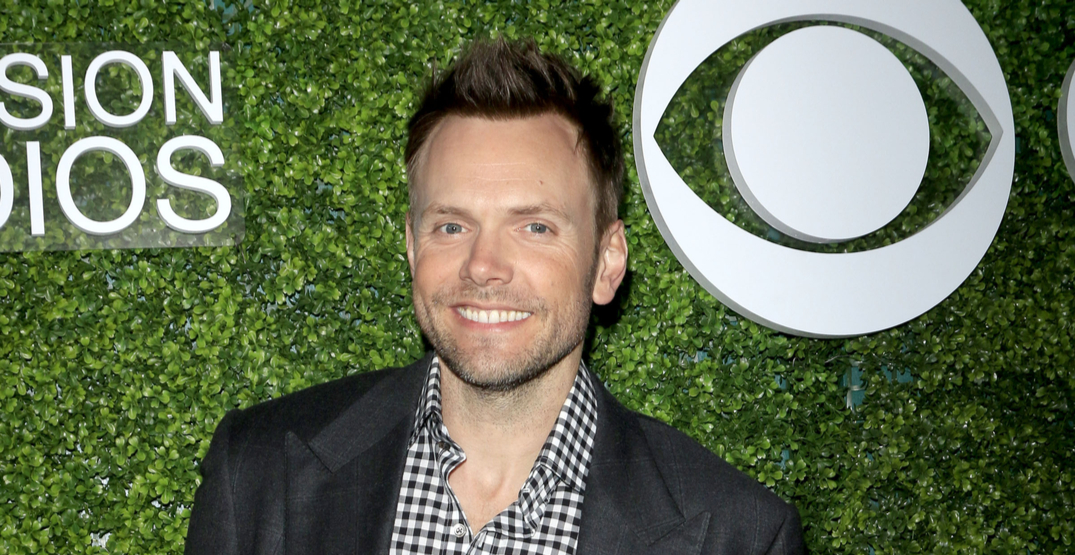 Joel McHale is marrying people for FREE at Chihuly Garden and Glass