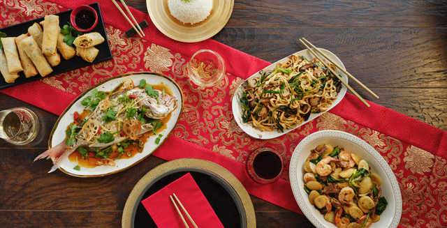 5 Lunar New Year dishes and drink pairings to bring you good luck