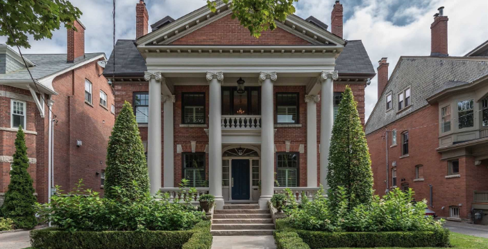This charming Victorian Toronto mansion just hit the market for $10.6 million (PHOTOS)