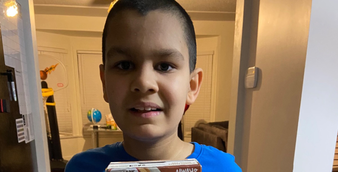 Boy with autism only eats waffles, so mom starts GoFundMe to find them