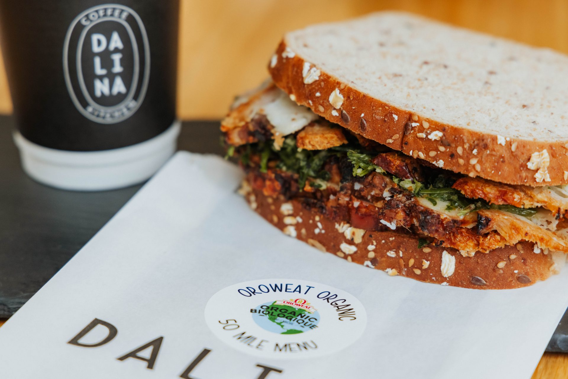 Locally-inspired sustainable sandwich menu launches in Vancouver