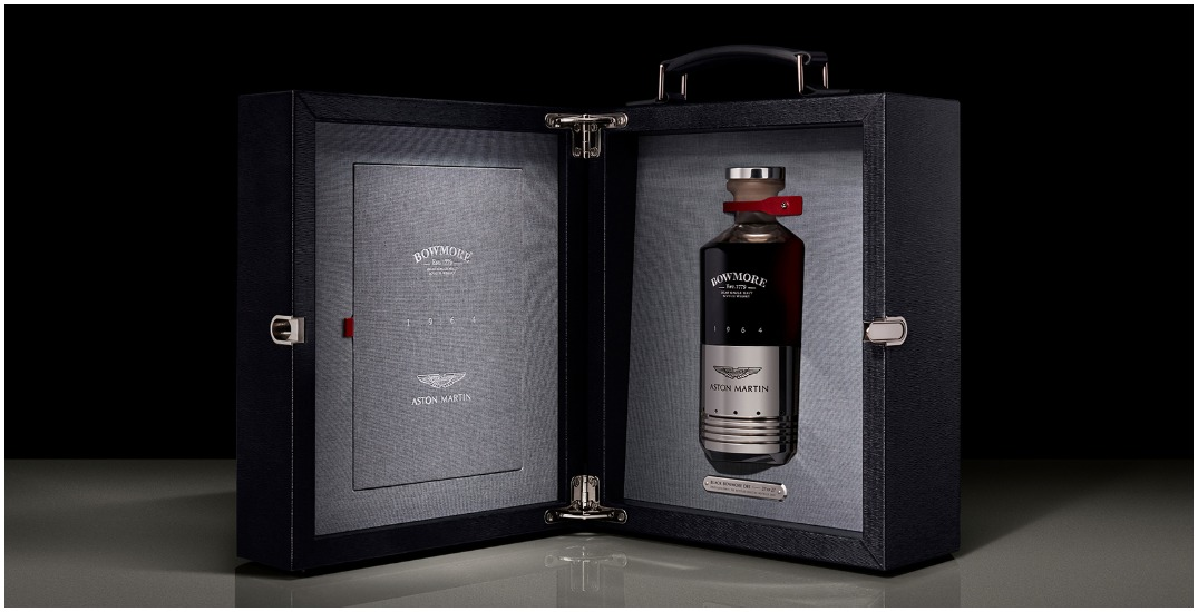 BC Liquor Store holding draw to buy rare $74,999 bottle of whiskey