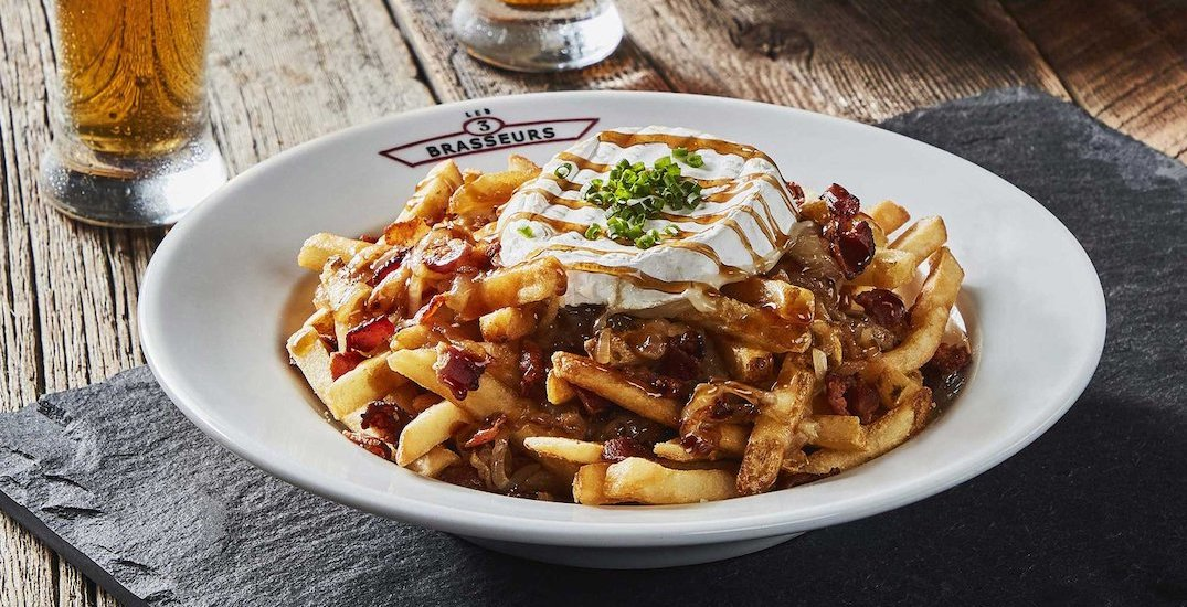 The tastiest looking dishes from Montreal's poutine festival (PHOTOS)