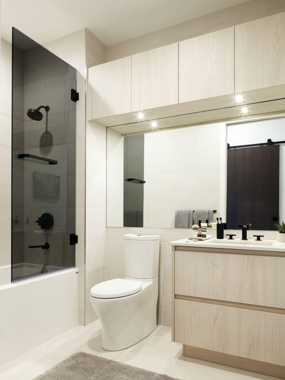Bathroom/Aragon Light House