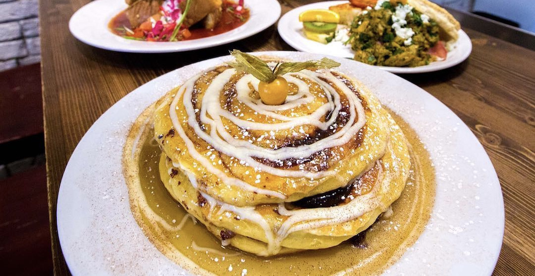 Best pancakes in Vancouver you need to try