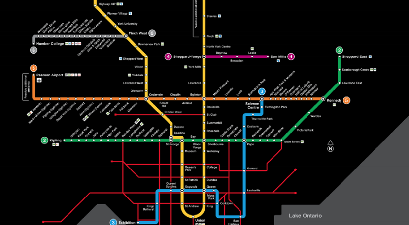 Here's what Toronto's subway service will look like in 2023 and 2031