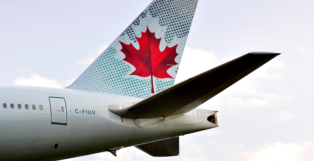 33 Toronto flights identified with confirmed COVID-19 cases