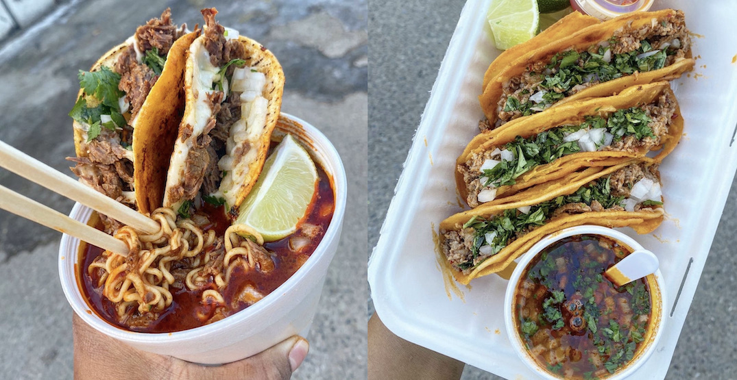 Monte Carlo is serving up epic birria taco dishes in Calgary