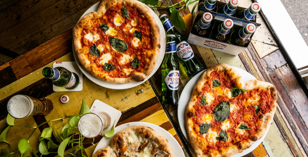 How to celebrate National Pizza Day with a pizza-beer bundle