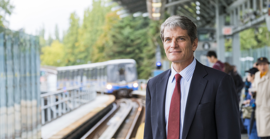 Kevin Desmond reaches the end of the line in his role as TransLink CEO