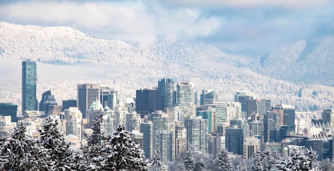 "Second weather warning issued for Metro Vancouver as ""cold Arctic air"" moves in"