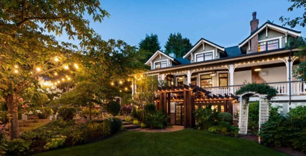 A look inside: $10.9M historic farmhouse in Vancouver (PHOTOS)