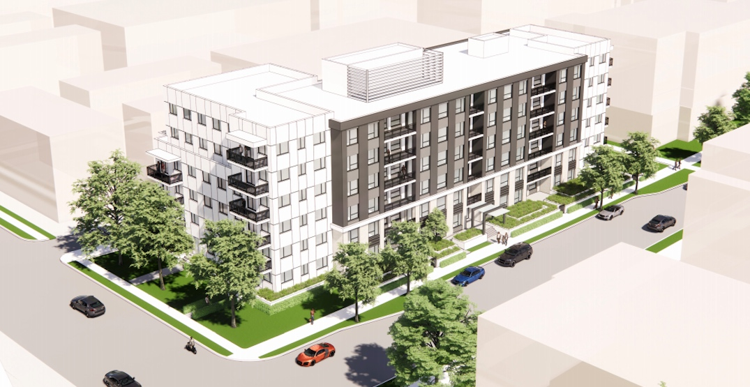 Nearly all units in Little Mountain social housing building will be sized for larger families