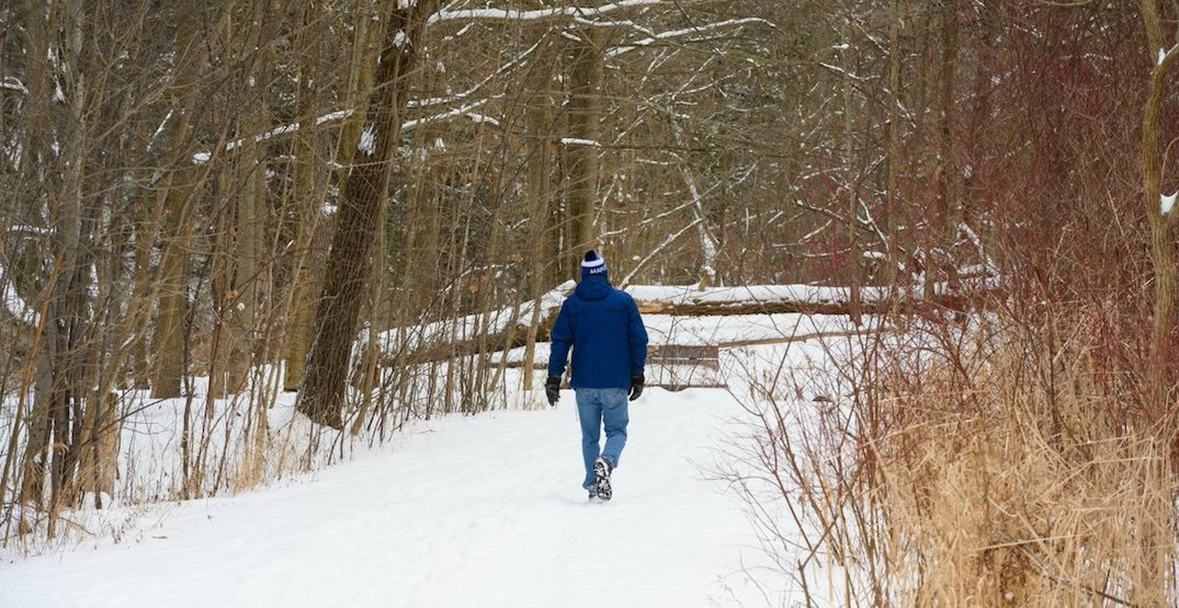 8 Toronto snow loops to walk, snowshoe, or ski this winter
