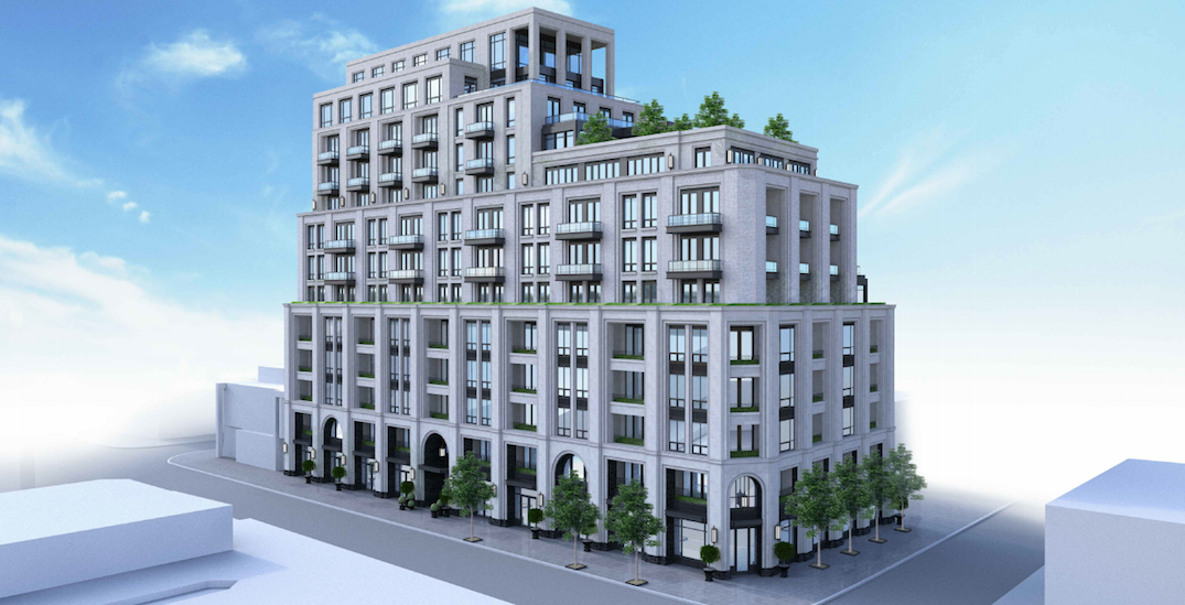 New 12-storey development could be coming to Uptown Toronto