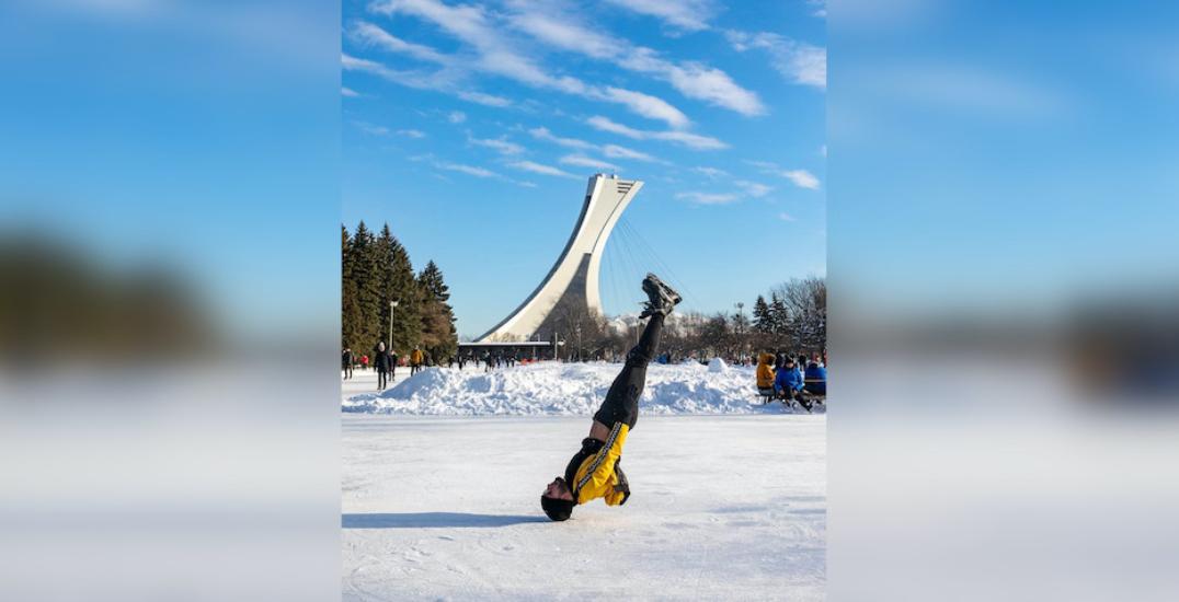 Montreal Cirque du Soleil performer freestyles impressive stunts during lockdown (VIDEOS)