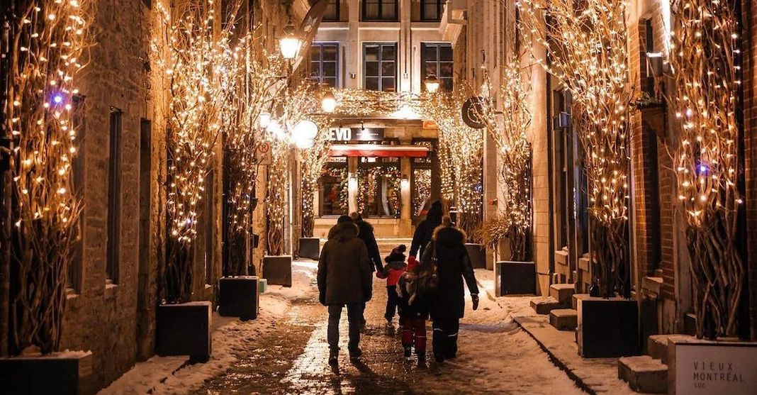 6 places to go for a romantic walk in Montreal