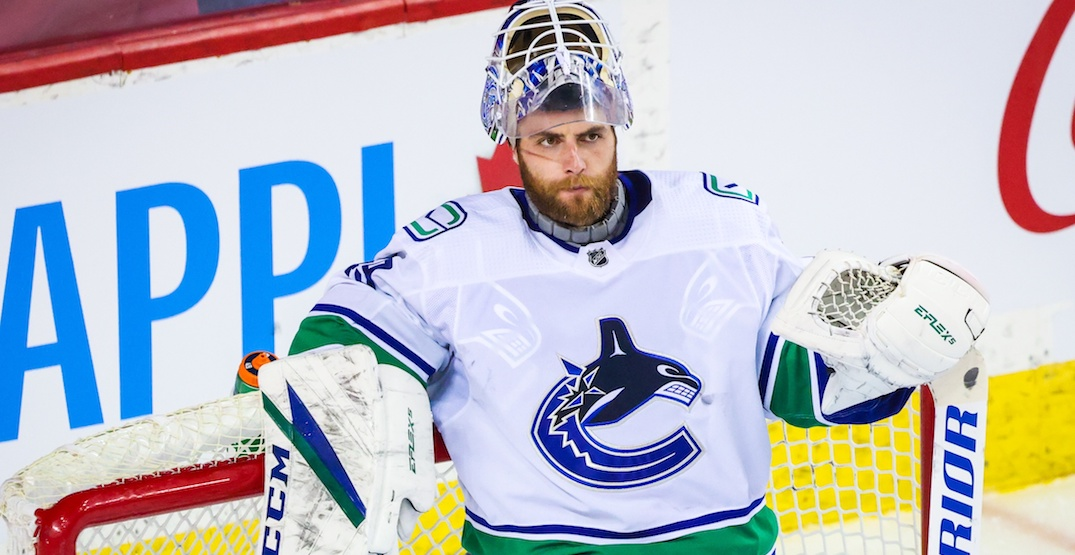 Canucks are trying to trade goaltender Braden Holtby: report
