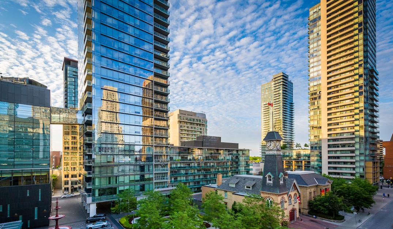 The luxury Toronto neighbourhoods with the biggest drop in condo values