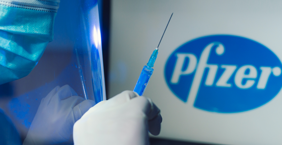 Health Canada approves Pfizer COVID-19 vaccine to use six doses per vial