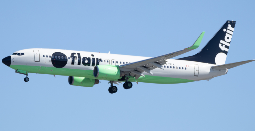 Flair Airlines expanding service to eight more destinations by the summer
