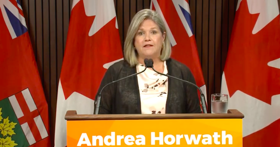 """Ending Ontario's State of Emergency sends """"dangerous message"""": NDP"""