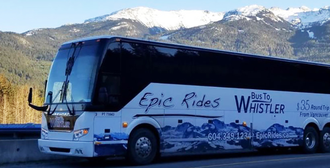 Bus trip to Whistler identified for possible COVID-19 exposure