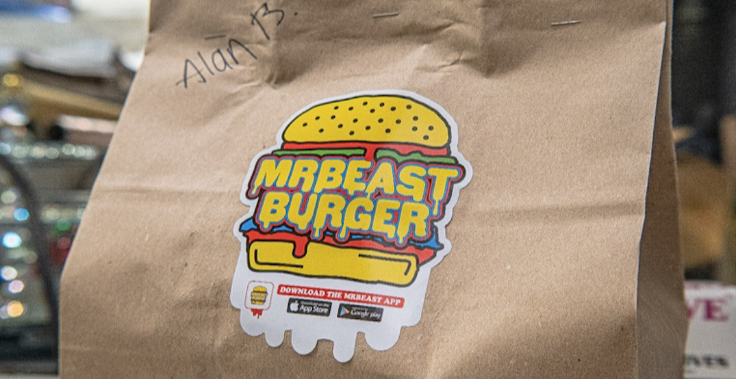 Where to get the famously popular MrBeast Burger in Calgary