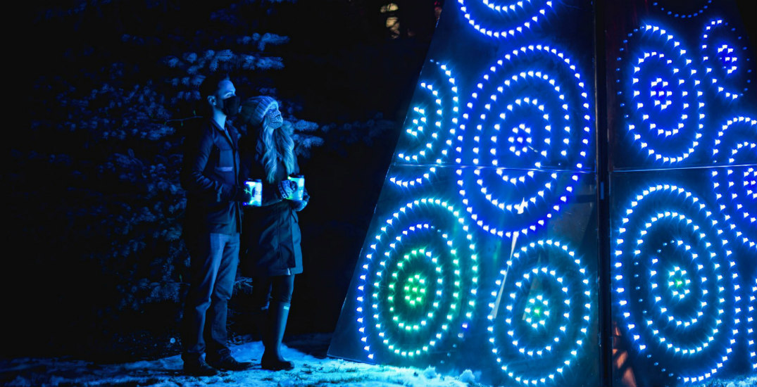 Everything you need to know about Calgary's new outdoor winter art experience