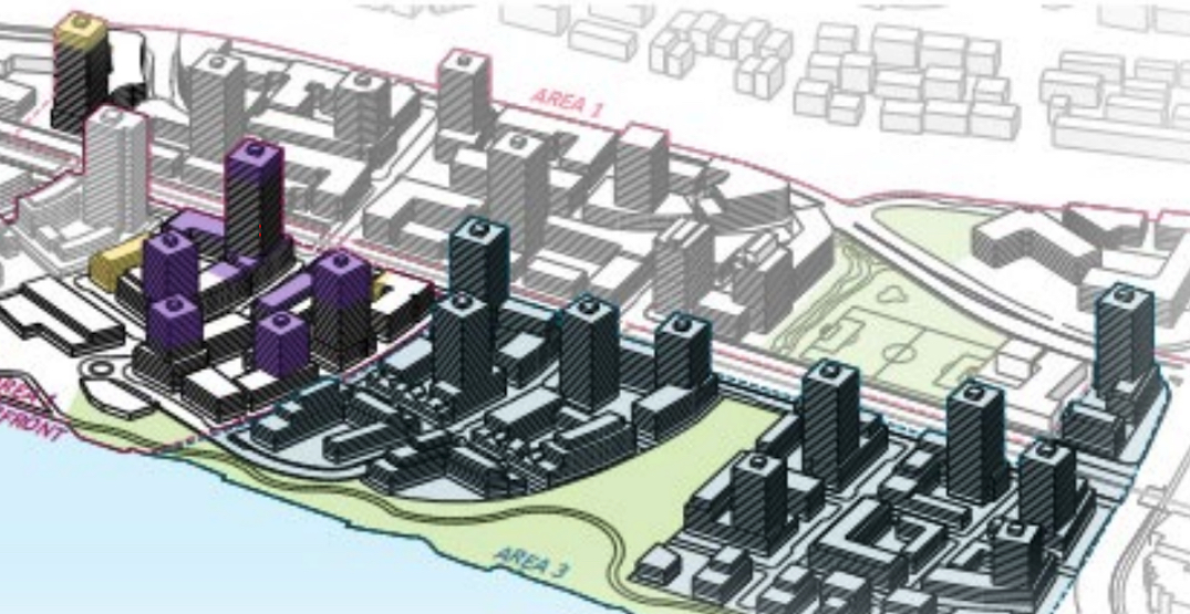1.5 million sq. ft. of additional homes proposed for Vancouver's River District