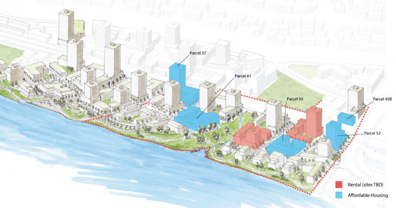 river district east fraser lands