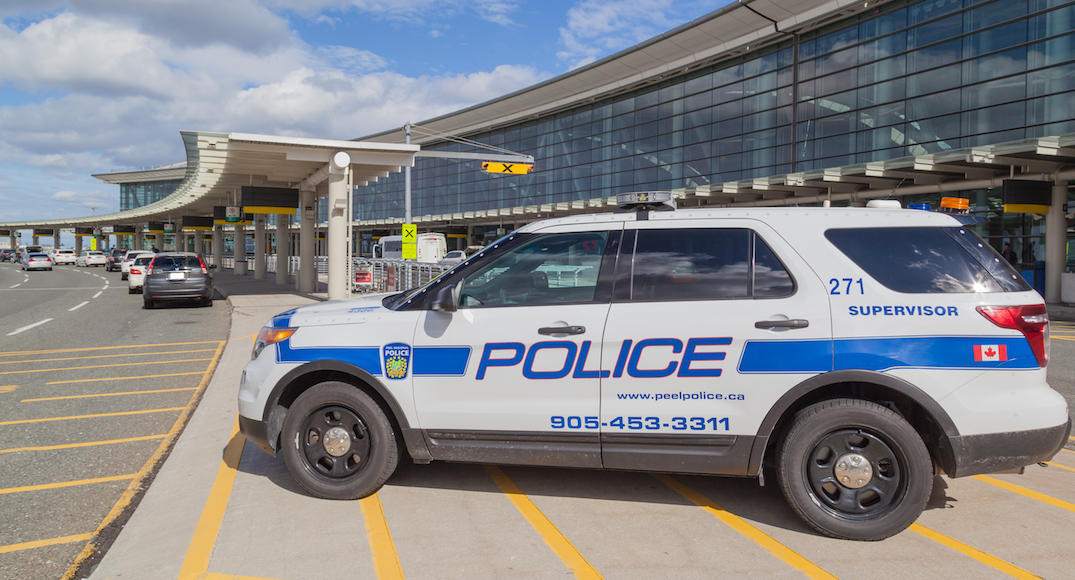 Man charged for allegedly using fake negative COVID-19 test at Toronto Pearson Airport